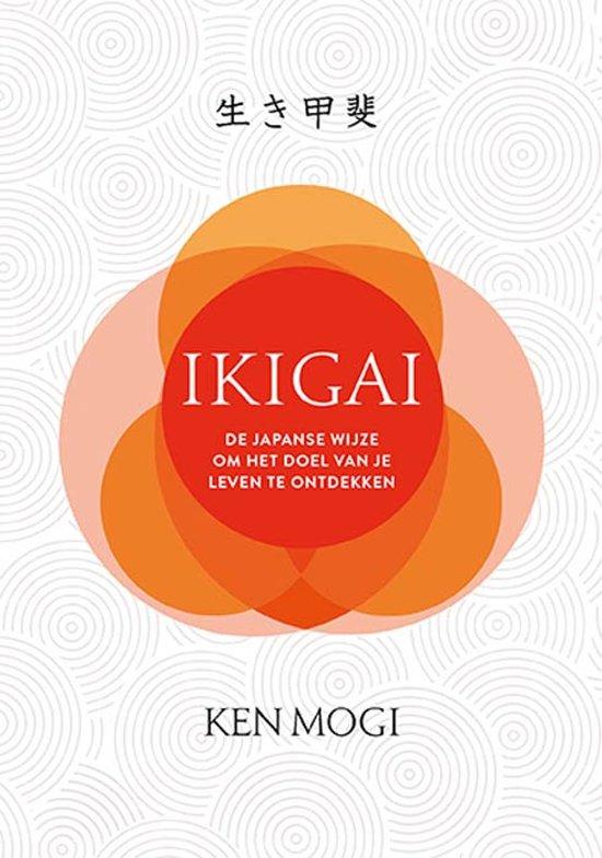 ikigai boek en geluk