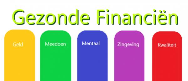 gezonde financiën meer geld