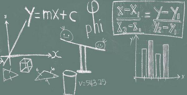 wiskundige formule geluk en geld
