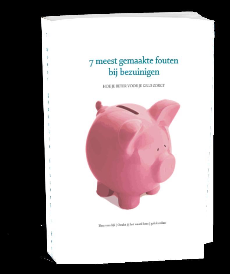 rapport 7 meest gemaakte fouten bij bezuinigen